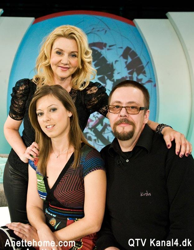 QTV kanal 4 pernille aalund Anette vores private pornofilm
