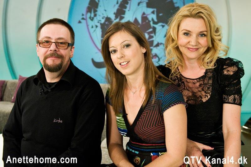 Anette QTV kanal 4 porno og webcam