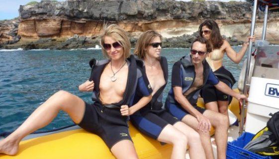 sex i dykkercentret