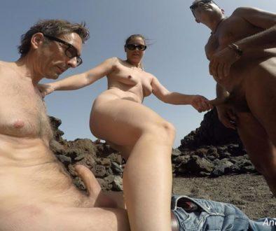 sex med fremmed pik