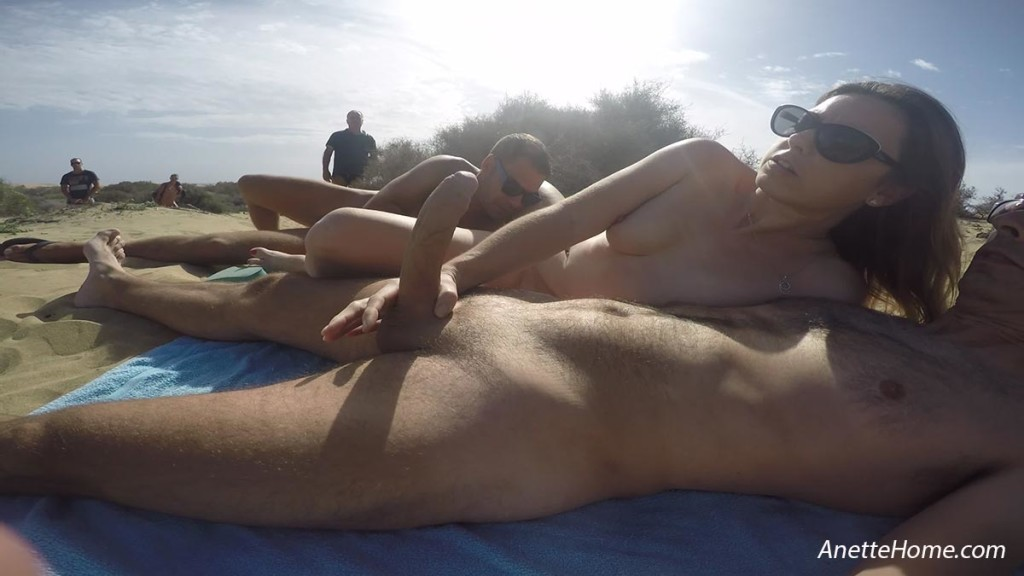 sex i klitterne