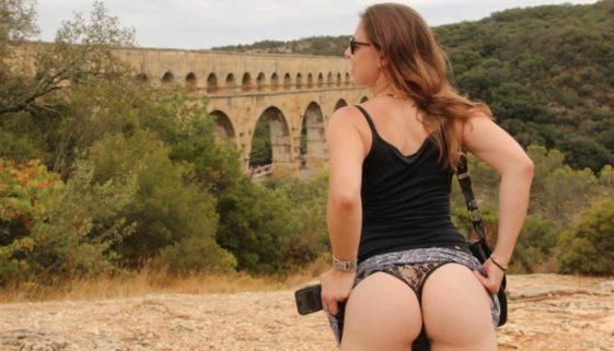 sex på ferien i Frankrig