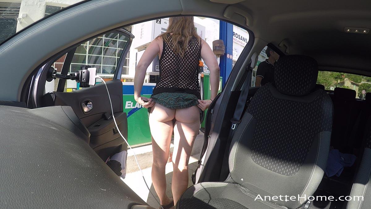sexet tankstation