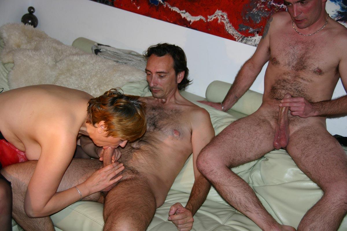 2 pikke har sex med nabokonen